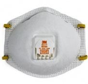 Khẩu trang lọc bụi bảo vệ hô hấp 3M™ 8511, N95 80 cái/thùng